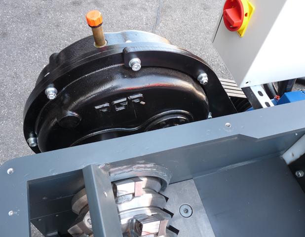 Getriebe SHARK 63